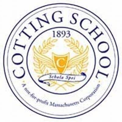 Cotting School Logo Jonah Faigel