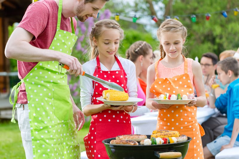 Tips For Hosting A Summer Block Party
