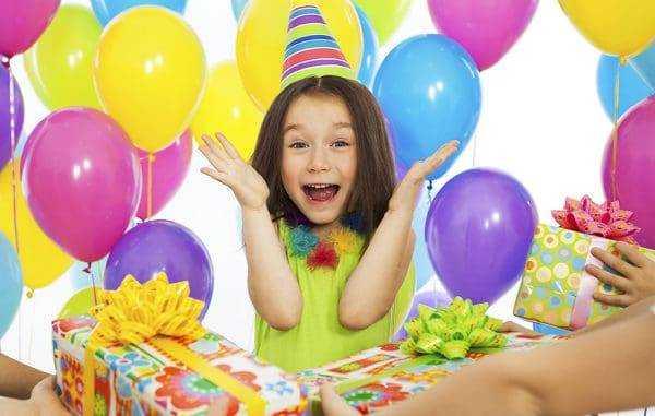 birthday child