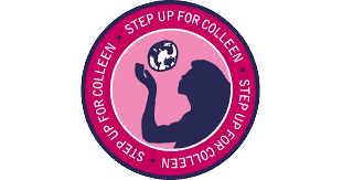 Step up for Colleen